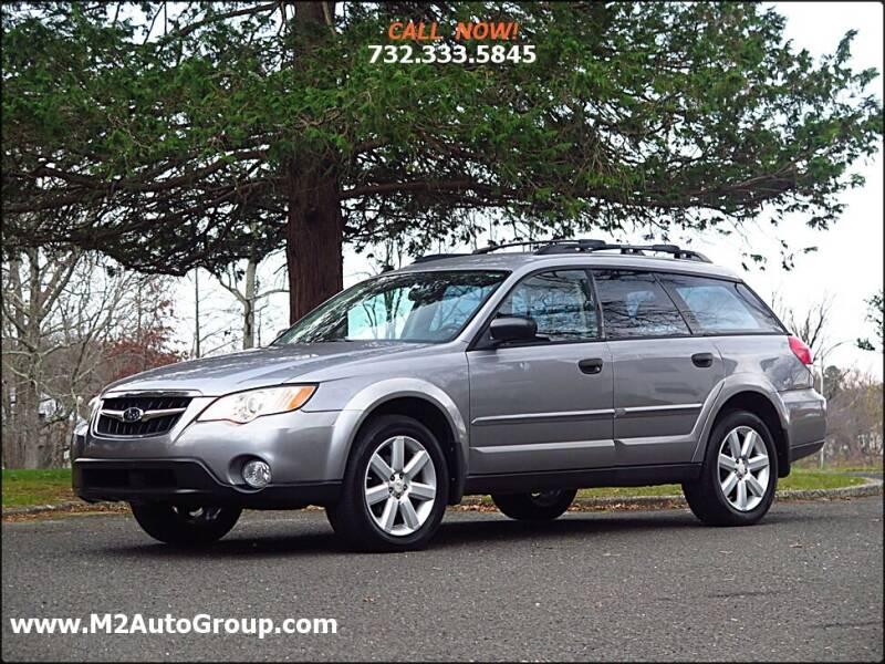 2008 Subaru Outback for sale at M2 Auto Group Llc. EAST BRUNSWICK in East Brunswick NJ