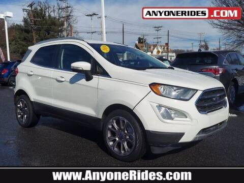 2019 Ford EcoSport for sale at ANYONERIDES.COM in Kingsville MD