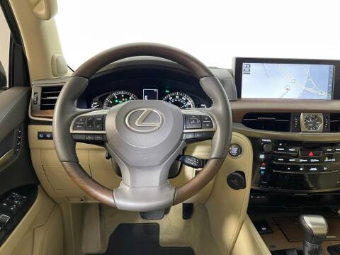 2019 Lexus LX 570 for sale at CU Carfinders in Norcross GA