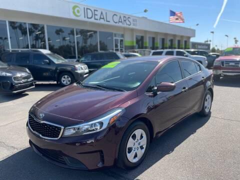 2018 Kia Forte for sale at Ideal Cars Atlas in Mesa AZ