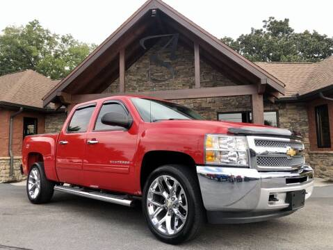 2013 Chevrolet Silverado 1500 for sale at Auto Solutions in Maryville TN