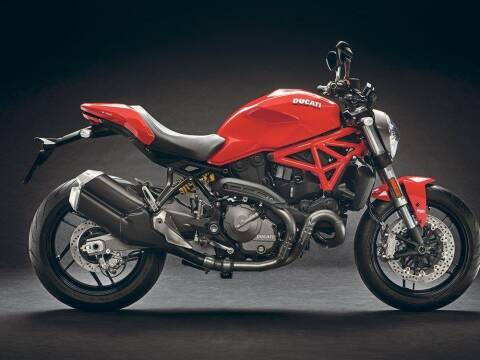 2018 Ducati Monster 797 for sale at Peninsula Motor Vehicle Group in Oakville NY