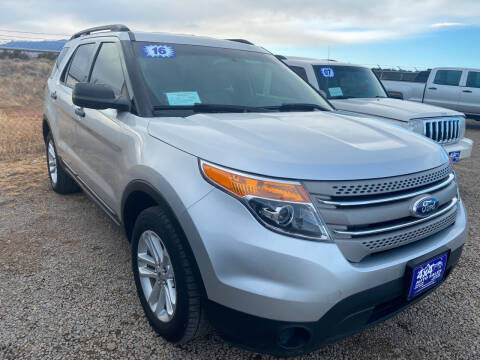 2015 Ford Explorer for sale at 4X4 Auto in Cortez CO