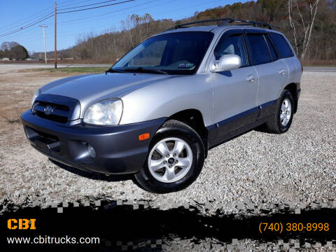 2006 Hyundai Santa Fe for sale at CBI in Logan OH