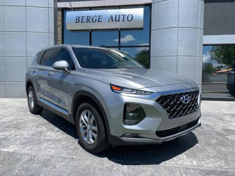 2020 Hyundai Santa Fe for sale at Berge Auto in Orem UT