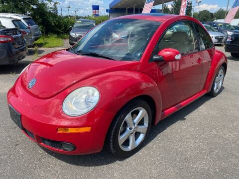 2006 Volkswagen New Beetle for sale at East Windsor Auto in East Windsor CT