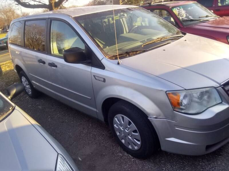 2008 Chrysler Town and Country for sale at Continental Auto Sales in White Bear Lake MN