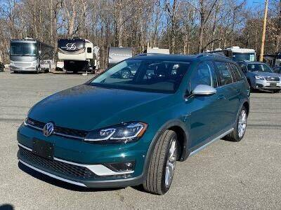 2019 Volkswagen Golf Alltrack for sale at Worthington Air Automotive Inc in Williamsburg MA