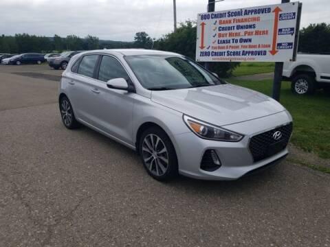 2018 Hyundai Elantra GT for sale at Sensible Sales & Leasing in Fredonia NY