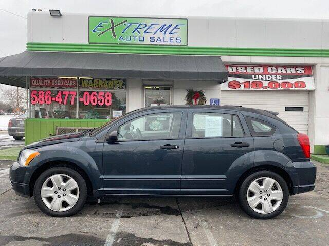 2007 Dodge Caliber for sale at Extreme Auto Sales in Clinton Township MI