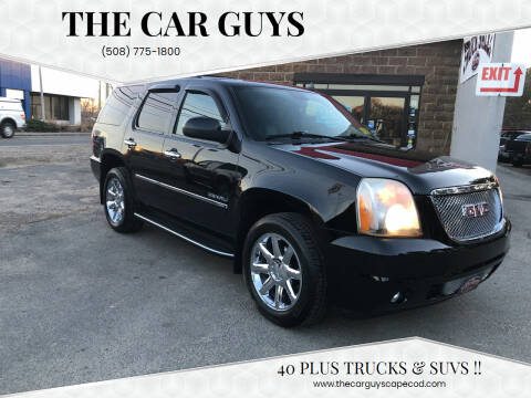 2010 GMC Yukon for sale at The Car Guys in Hyannis MA