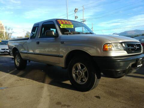 2005 Mazda B-Series Truck for sale at Low Auto Sales in Sedro Woolley WA