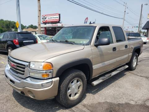 2006 GMC Sierra 1500 for sale at speedy auto sales in Indianapolis IN