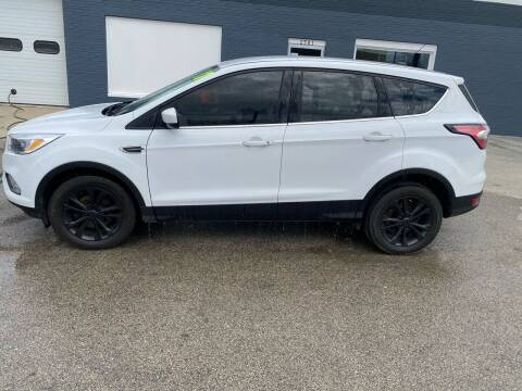 2017 Ford Escape for sale at Eagle Auto LLC in Green Bay WI