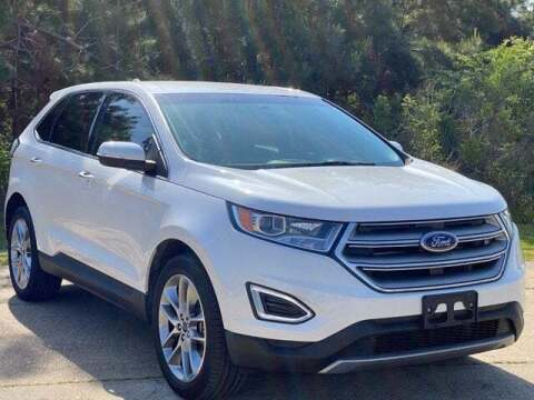 2018 Ford Edge for sale at Rogel Ford in Crystal Springs MS