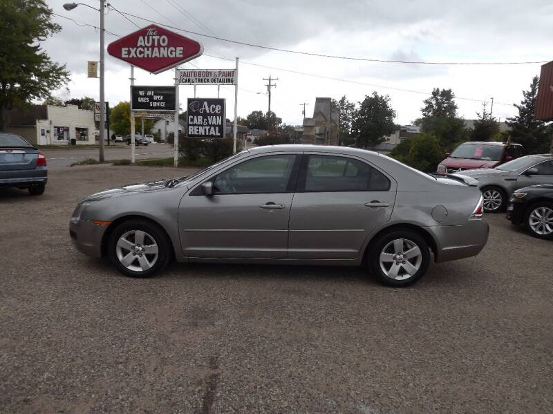 2009 Ford Fusion for sale at The Auto Exchange in Stevens Point WI