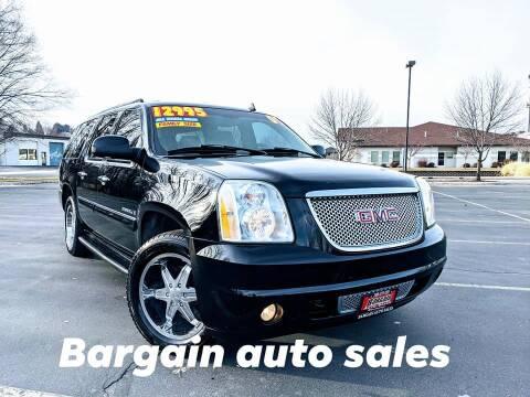 2007 GMC Yukon XL for sale at Bargain Auto Sales LLC in Garden City ID