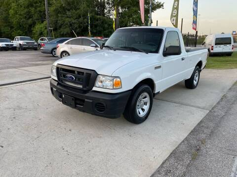 2010 Ford Ranger for sale at AUTO CARE TODAY in Spring TX