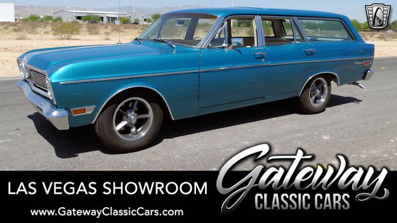 1968 Ford Falcon for sale in Las Vegas, NV