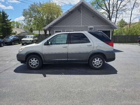 2004 Buick Rendezvous for sale at Deals on Wheels in Oshkosh WI