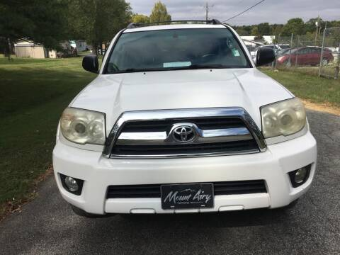 2006 Toyota 4Runner for sale at Speed Auto Mall in Greensboro NC