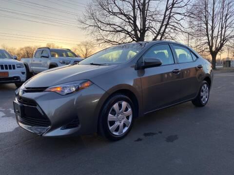 2017 Toyota Corolla for sale at VK Auto Imports in Wheeling IL
