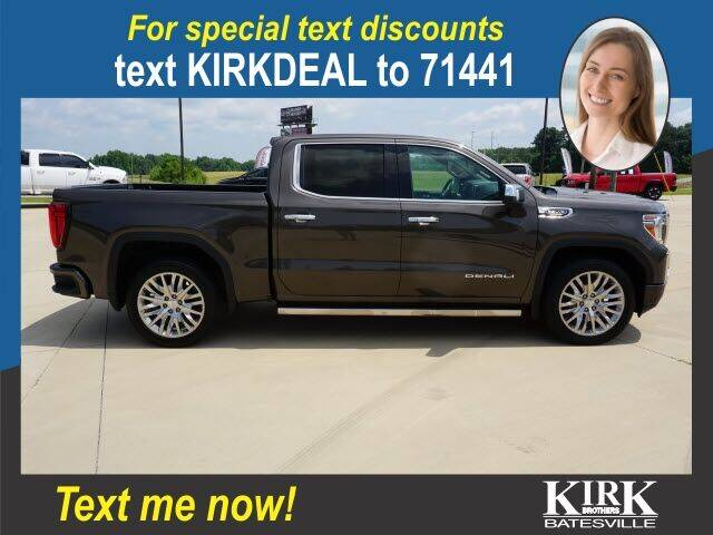 2019 GMC Sierra 1500 for sale at Kirk Brothers Batesville in Batesville MS
