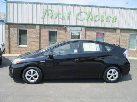 2013 Toyota Prius for sale at First Choice Auto in Greenville SC