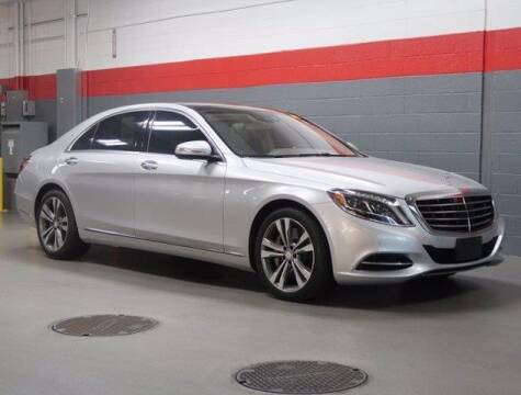 2016 Mercedes-Benz S-Class for sale at CU Carfinders in Norcross GA