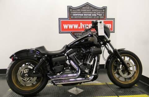 2017 Harley-Davidson DYNA LOW RIDER S for sale at Certified Motor Company in Las Vegas NV