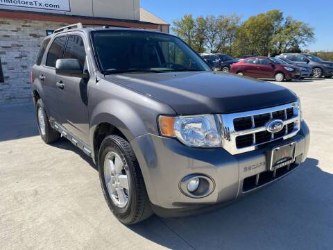 2012 Ford Escape for sale at Princeton Motors in Princeton TX