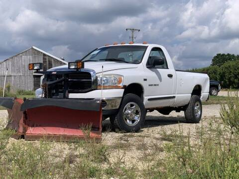 2006 Dodge Ram Pickup 2500 for sale at AUTOLEGENDS in Stow OH