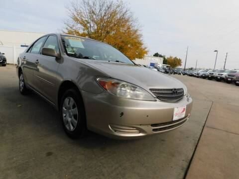 2003 Toyota Camry for sale at AP Auto Brokers in Longmont CO
