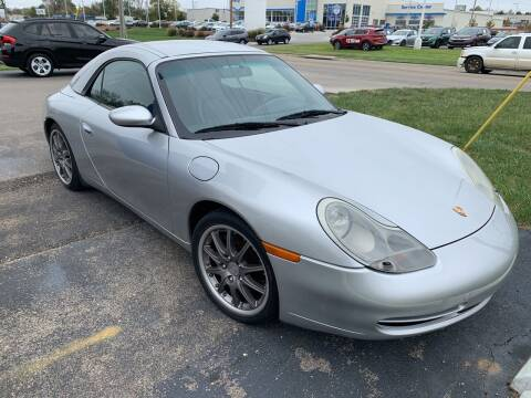2001 Porsche 911 for sale at Ol Mac Motors in Topeka KS