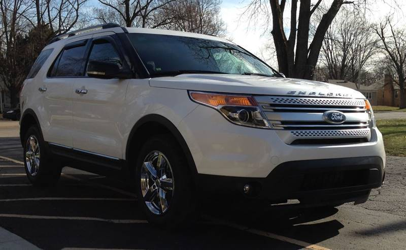 2013 Ford Explorer for sale at A F SALES & SERVICE in Indianapolis IN