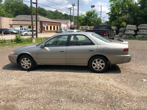 1999 Toyota Camry for sale at Compact Cars of Pittsburgh in Pittsburgh PA