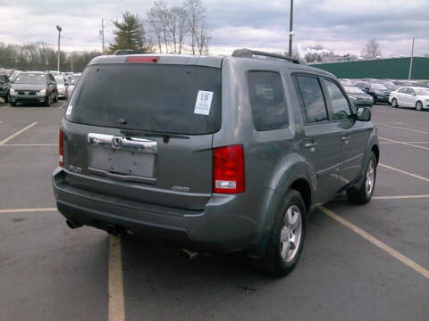 2010 Honda Pilot for sale at Centre City Imports Inc in Reading PA