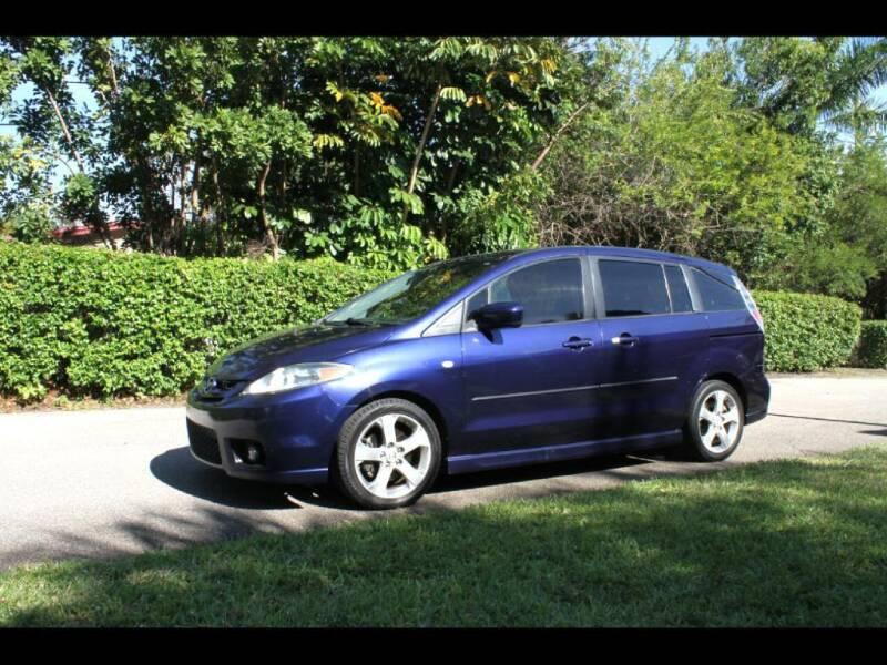 2007 Mazda MAZDA5 for sale in Wilton Manors, FL