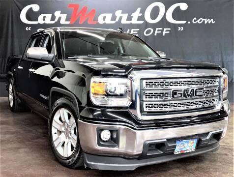 2015 GMC Sierra 1500 for sale at CarMart OC in Costa Mesa CA