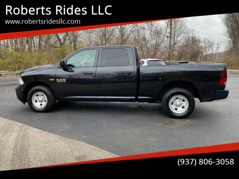 2016 RAM Ram Pickup 1500 for sale at Roberts Rides LLC in Franklin OH