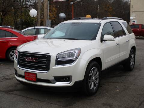 2014 GMC Acadia for sale at Bill Leggett Automotive, Inc. in Columbus OH