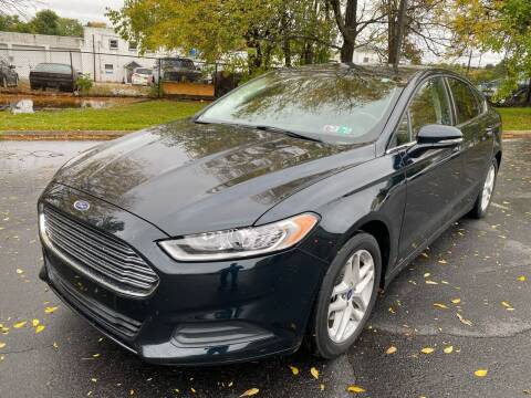 2014 Ford Fusion for sale at Car Plus Auto Sales in Glenolden PA