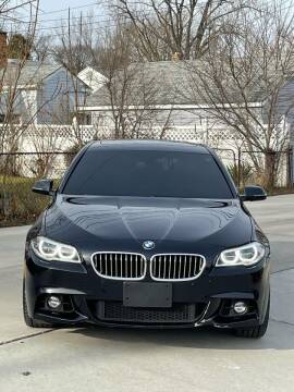 2014 BMW 5 Series for sale at Suburban Auto Sales LLC in Madison Heights MI