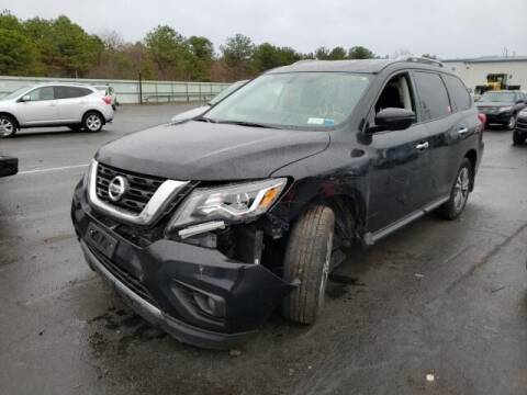 2018 Nissan Pathfinder for sale at MIKE'S AUTO in Orange NJ