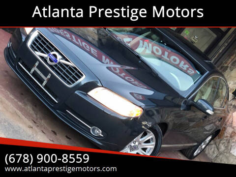 2011 Volvo S80 for sale at Atlanta Prestige Motors in Decatur GA