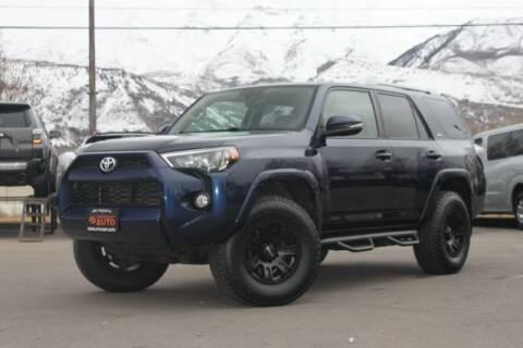 2015 Toyota 4Runner for sale at REVOLUTIONARY AUTO in Lindon UT