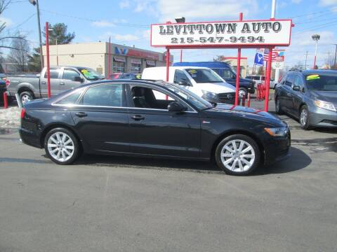 2013 Audi A6 for sale at Levittown Auto in Levittown PA