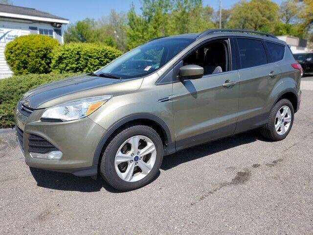 2014 Ford Escape for sale at Paramount Motors in Taylor MI