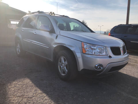 2006 Pontiac Torrent for sale at Rine's Auto Sales in Mifflinburg PA