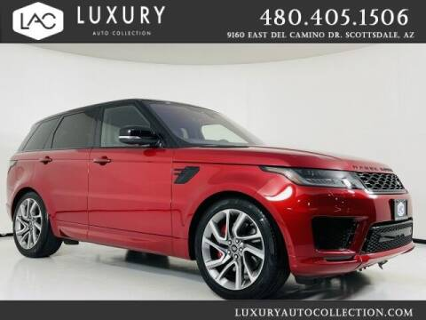 2019 Land Rover Range Rover Sport for sale at Luxury Auto Collection in Scottsdale AZ